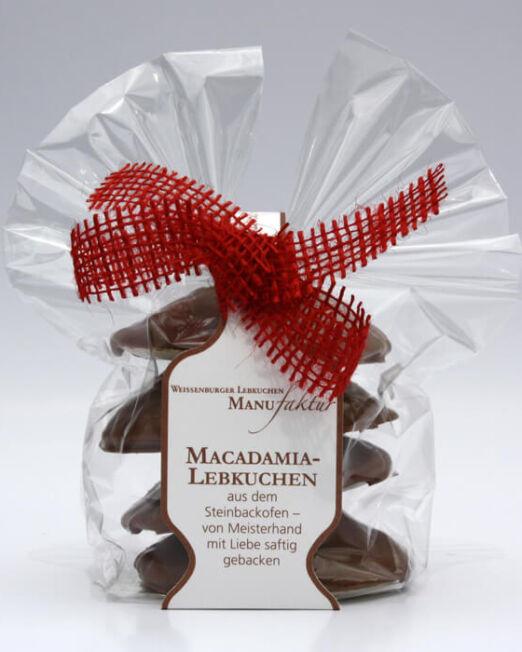 Macadamia-Lebkuchen